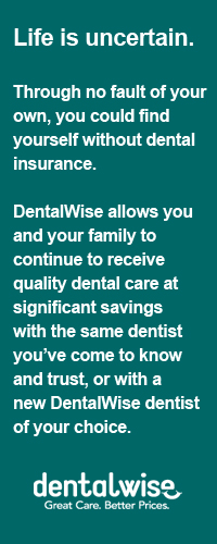 DentalWise is the insurance alternative that provides you and your family with affordable quality dental care.